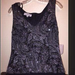 Patra black dress size 14